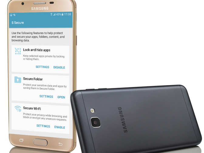 Samsung Galaxy: Samsung Galaxy J7 Prime review: A well-rounded ...