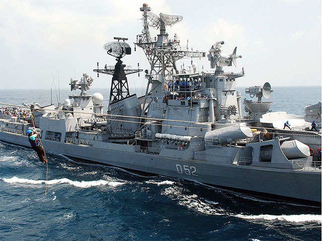Navy scouting for corvettes under 'Make in India' banner