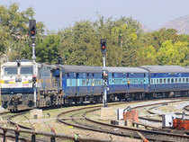"""""""Our aim is to use clean energy in a big way by generating 1000 MW solar energy and 200 MW wind energy by 2020 in order to decarbonise the Railways."""""""
