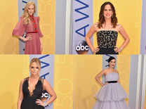 CMA Awards: From Beyonce to Taylor Swift, who wore what?