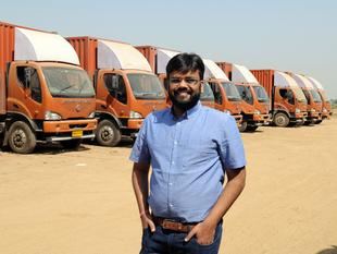 Deepak Garg, Founder & CEO, Rivigo Pvt. Ltd.