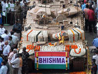 Tamil Nadu setting up defence gear production hub, including for tanks