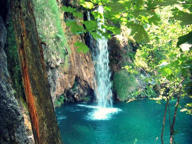 Up & above: Experience the beautiful waterfalls of Croatia this season