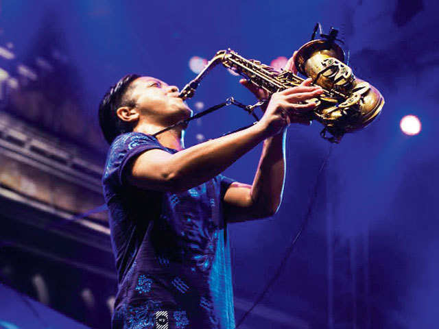 Have you booked your tickets for the Goa International Jazz fest this month?