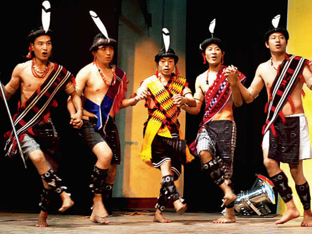 Planning a vacation? Take the traditional route & explore the local fests in Nagaland, Rajasthan