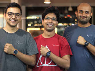 The standout feature of Blink is that it runs on the company's own OS called Marvin, enabling a seamless experience across hardware and software - a feature missing in most smartwatches today.
