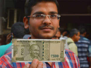 Here's the real reason why your ATM has more Rs 2,000 & less of the new Rs 500 notes