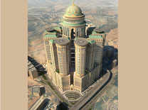 World's largest hotel coming up in Mecca in 2017