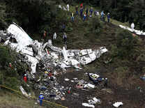 Five worst air crashes that killed football players