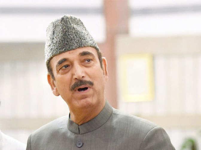 Ghulam Nabi Azad lobs Sonia praise for Sharad Yadav