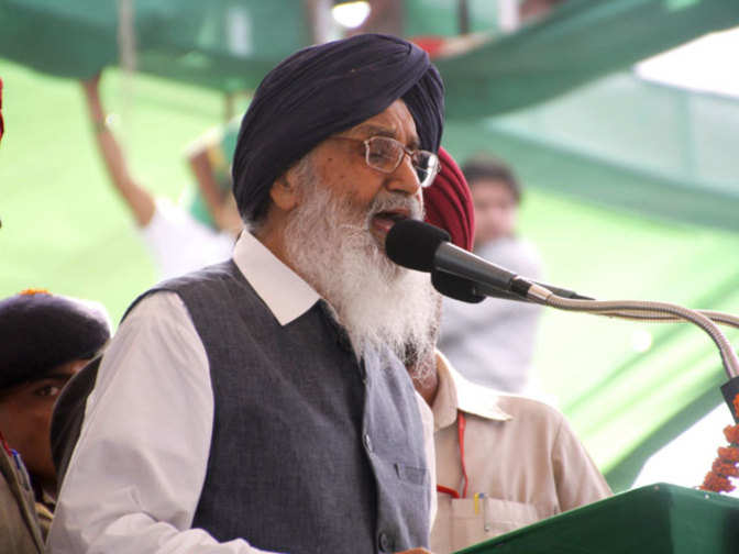 Senior Badal sits easy, no opposition face yet