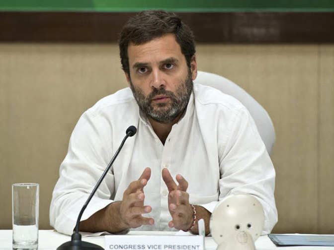 All-out attack on Modi: 5 key statements by Congress' de facto president Rahul Gandhi