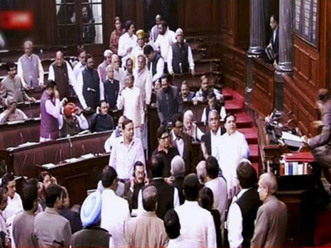 Rajya Sabha members seek more time for farmers to payback crop loan