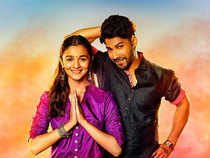 Varun and Alia made their Bollywood debut together in 2012 with Karan Johar's 'Student of the Year' and this is their third flick together.