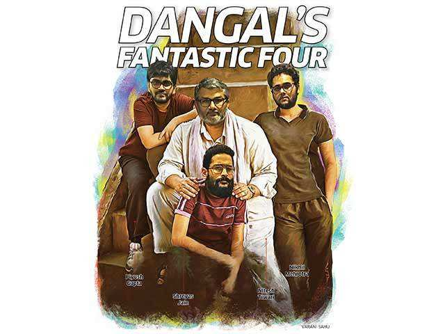 In conversation with 'Dangal''s Fantastic Four