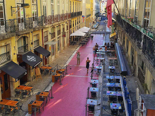 Dance on the streets, listen to soul-stirring music at Lisbon
