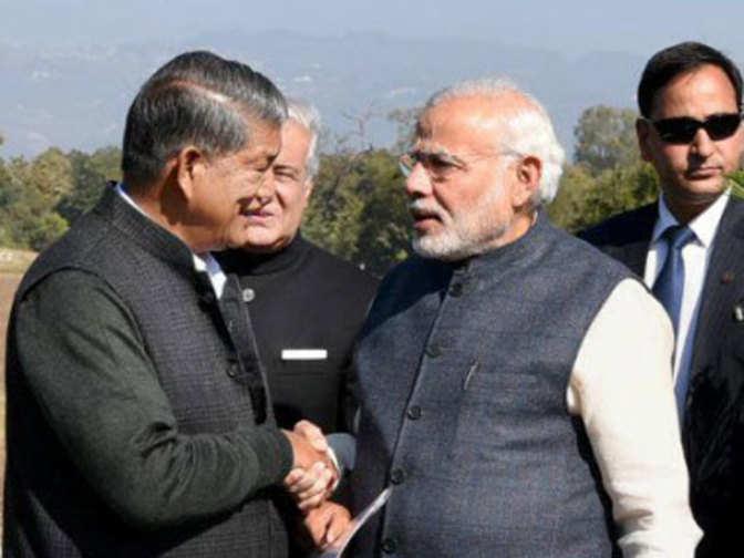 PM Narendra Modi promises jobs, talks OROP and LPG in Uttarakhand