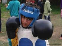 Meet 8-year-old Tajamul Islam who rules kickboxing world