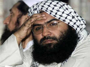 Image result for China again blocks move against Masood Azhar
