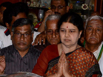 She is expected to formally assume office as the party chief by 11 am tomorrow, said AIADMK spokesperson CR Saraswathy