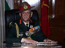 Few things to know about new Army chief Gen Bipin Rawat