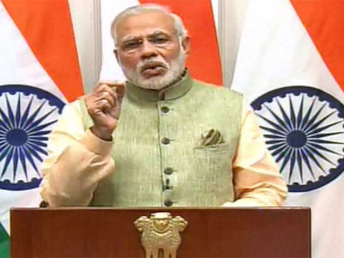 Acche Din for rural India! Top 5 takeaways from PM Modi's speech on New Year's Eve