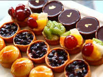 from lemon posset to assorted tarts pastry trends for 2017