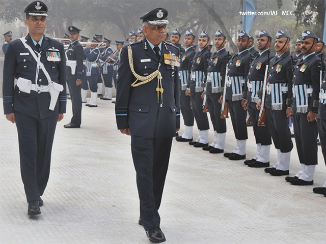 Air Marshal SB Deo takes over as Vice-Chief of Air Staff