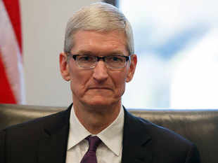 Cook still did extremely well, with a compensation package valued at $8.7 million for Apple's fiscal year that ended on September 24