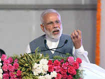 PM Modi told BJP workers at the meeting that the poor aren't means for the BJP to win elections, and that the party doesn't see them through vote-bank glasses.