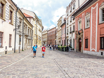 In 1939, when World War II erupted, Krakow was home to 70,000 affluent Jews living in Kazimierz district located in the outskirts of the city.