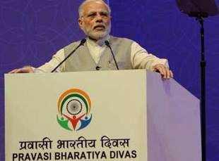 We want to turn 'brain drain' into 'brain gain', says PM Modi
