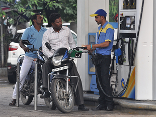 Image result for Petrol pumps won't accept cards from Monday to protest bank's transaction fee