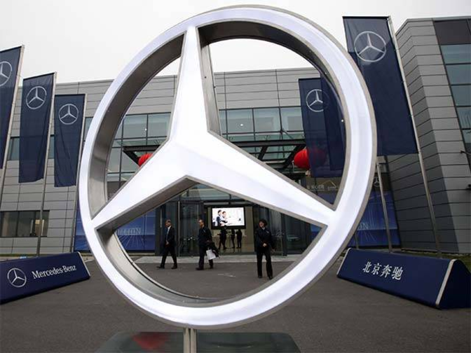 Mercedes-Benz to overtake BMW as largest premium carmaker