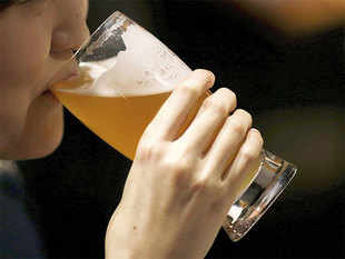 In 2016, consumption of beer in India was 4.6 litres per capita as against 57 litres per capita of fast-growing economies in Asia.