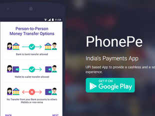 The PhonePe payment option became available on Flipkart's Android app from Tuesday while it will be available on the iOS app later, Nigam said.