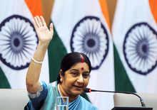 Sushma Swaraj to your rescue