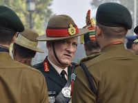 Jawans taking to social media could be punished: Army Chief Bipin Rawat