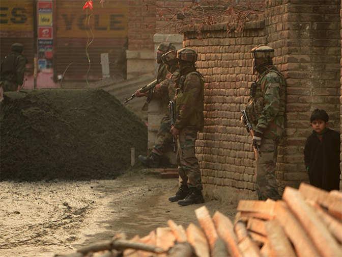 unrest in kashmir essay