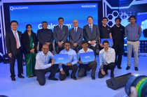 The three winners were chosen out of the 10 shortlisted companies which were incubated with initial prize money of $10,000 each and received engineering support at Qualcomm India's Innovation Lab in Bengaluru.