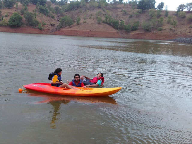 Have you tried whitewater rafting on Kundalika dam in Kolad?
