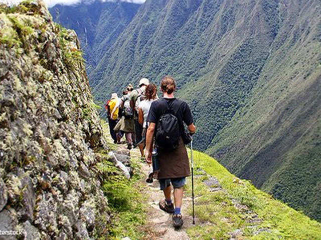 Incredible, spiritual and magical: The Inca trail at Machu Picchu in Peru is all this and more