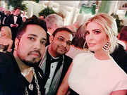 No Springsteen, no problem! Our very own Mika Singh attends Donald Trump's pre-inaugural dinner