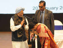 """""""We must ensure our environmental resources, land, air and water are appropriately managed to make our development truly sustainable,"""" Manmohan Singh added."""