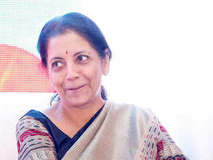 """""""We can only observe what is going on... since India is not a part of it,"""" commerce and industry minister Nirmala Sitharaman said."""