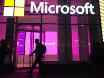 Despite the gains, Microsoft still lags Apple Inc's market capitalization of about $642 billion and Google-parent Alphabet Inc's market value of a little more than $570 billion.