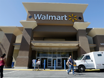 Wal-Mart's average shipping time has been three to five days.