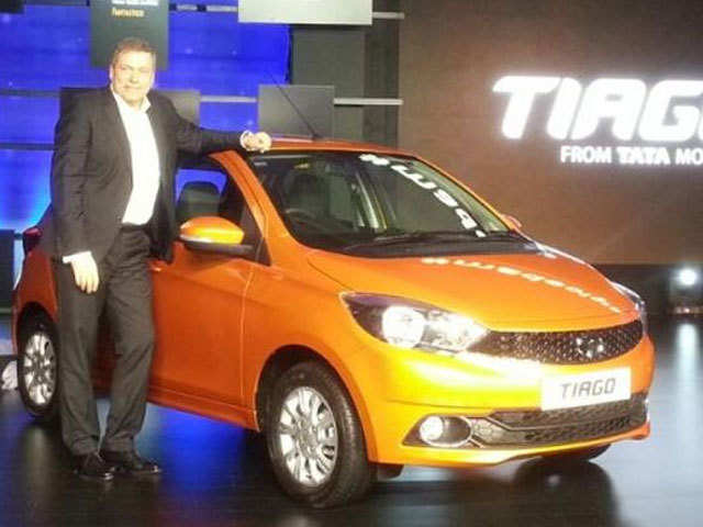 How did Tata Motors whiz past its hard driving competition into the haloed-Top 100?