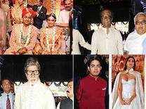 GVK group scion gets married, B-town, India Inc show up