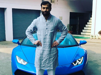 Here is why Mulayam Singh Yadav's son loves this beast